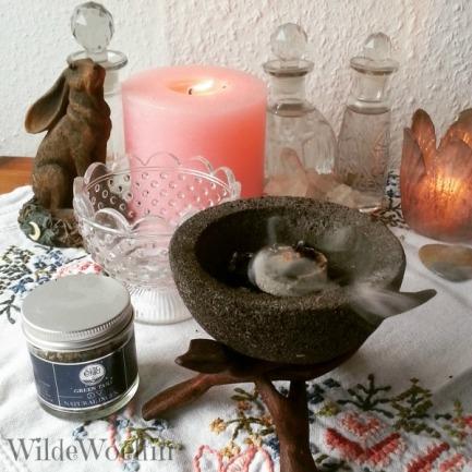 Altar Räucherung