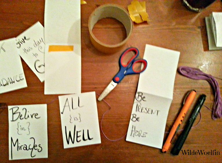 Affirmationcards